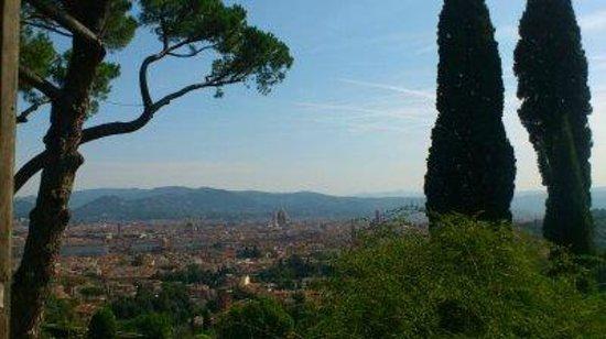 Torre Di Bellosguardo: View from Room