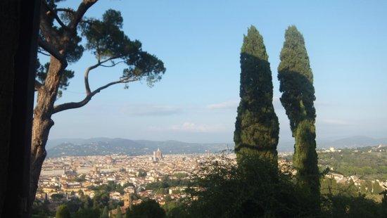 Torre di Bellosguardo: Bellosguardo -View of Florence