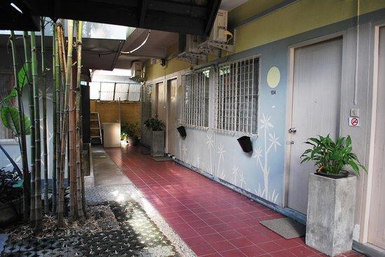 Baan JaJa: Rooms