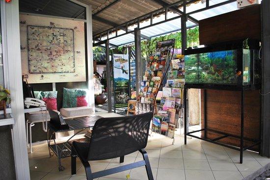 Baan JaJa: Lobby area