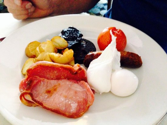 The Coniston Hotel Country Estate & Spa: Full English Breakfast