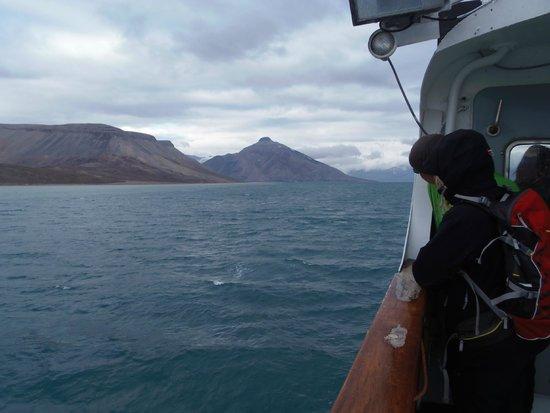 Polar Charter: Det er store avstander på Svalbard