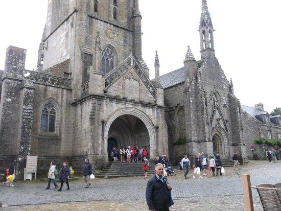 Centre Historique de Locronan : le village