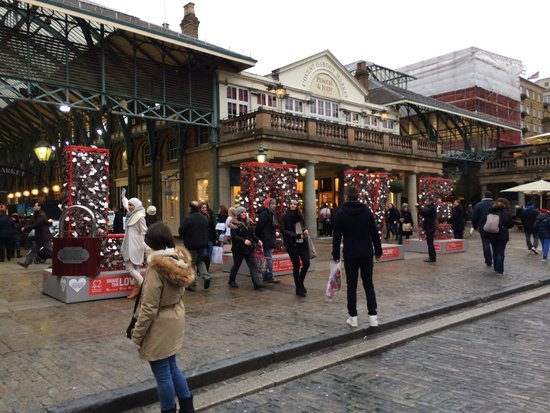 Covent Garden : コベントガーデン