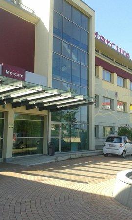 Hotel Mercure Bergamo Aeroporto : ingresso