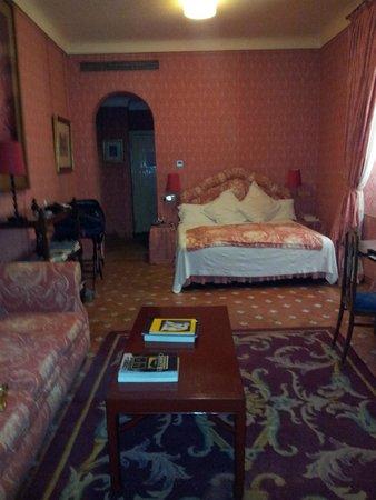 Casa Palacio de Carmona: Ground floor bedroom