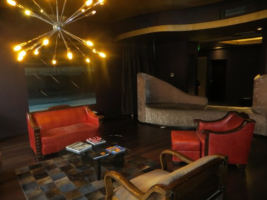 Moreno Hotel Buenos Aires: Hotel Lobby