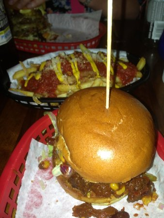Almost Famous: Amazing burgers & Goodfellas fries