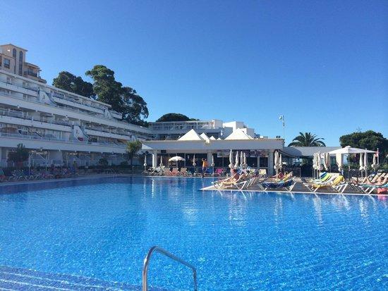 Muthu Clube Praia da Oura : Pool