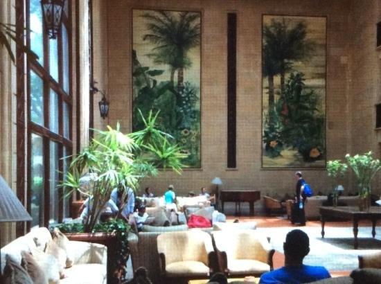 Stella di Mare Grand Hotel: lobby