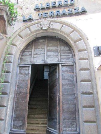 La Terrazza di Montepulciano: imgang beneden