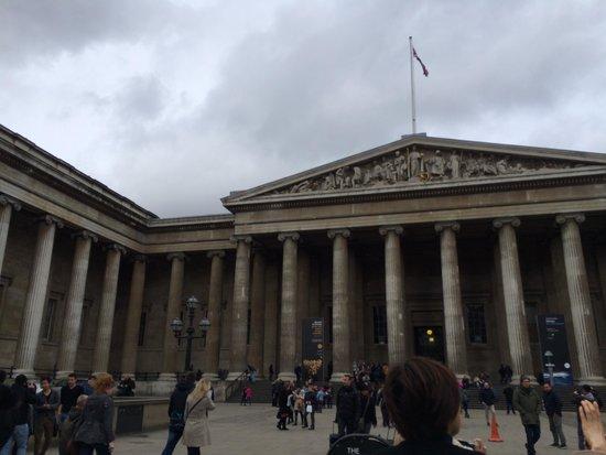 Museo Británico: 大英博物館