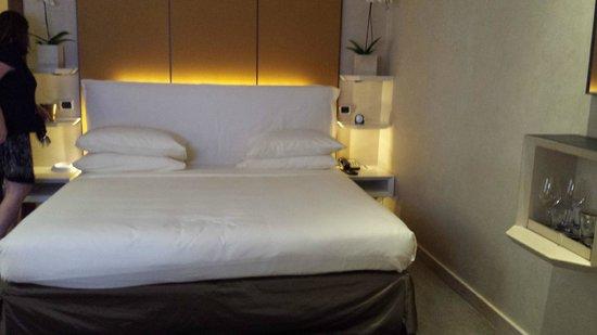 Park Hyatt Milan: bed