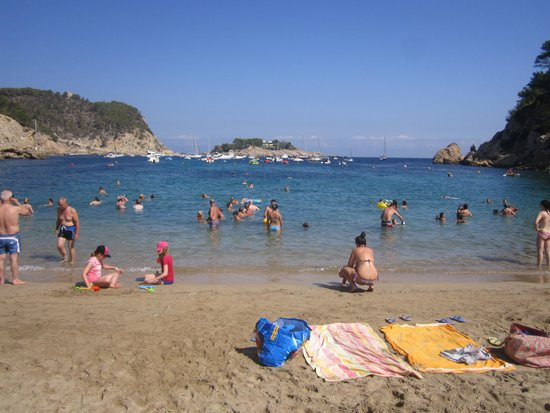 Hotel Ole Galeon Ibiza : CI SONO SPIAGGE MIGLIORI