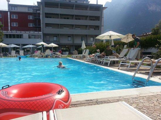Hotel Luise: Der Pool
