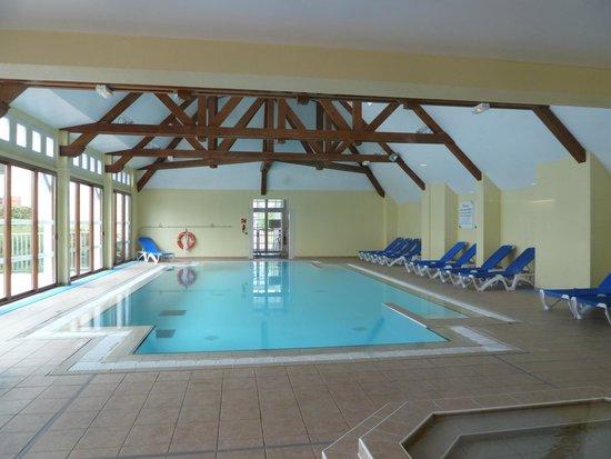 pierre vacances rsidence le green beach piscine intrieure - Pierre Et Vacances Piscine Couverte
