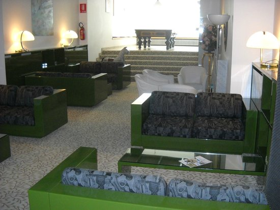 Hotel delle Rose Terme & Wellness Spa: Hall
