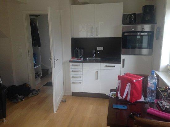 Oevenum, Germania: kleine Küche in der Suite