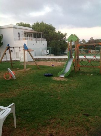 Vacances Menorca Resort: The play area
