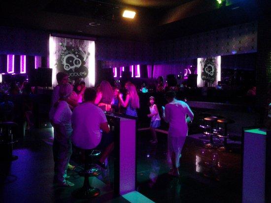 ClubHotel Riu Gran Canaria: Disco Bubbles