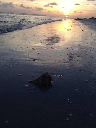 Fort Myers Beach : Beautiful Fort Meyers Beach sunset!