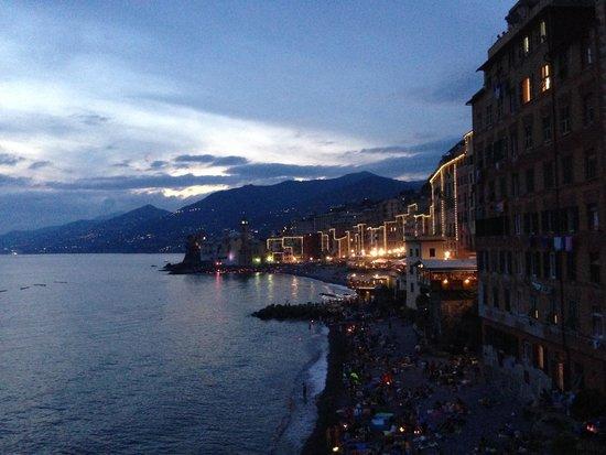 Hotel Cenobio Dei Dogi: Boulevard Camogli