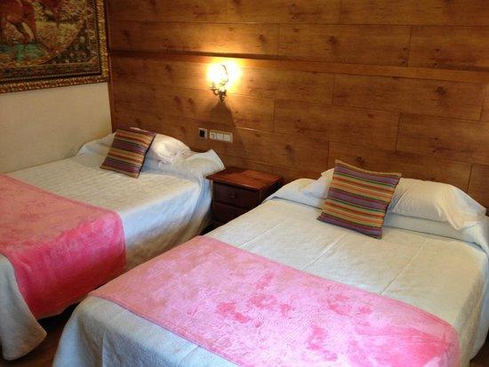 Hotel Playa de Vigo: Room 202