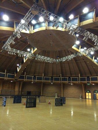 Bournemouth International Centre: Exhibition hall