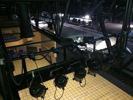 Bournemouth International Centre: Amazing technology