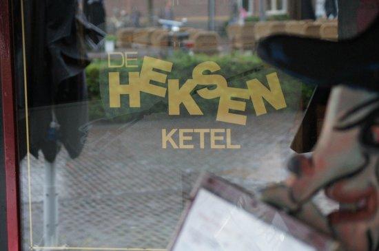 Welkom bij Eetkamer De Heksenketel - Foto van Eetkamer de ...