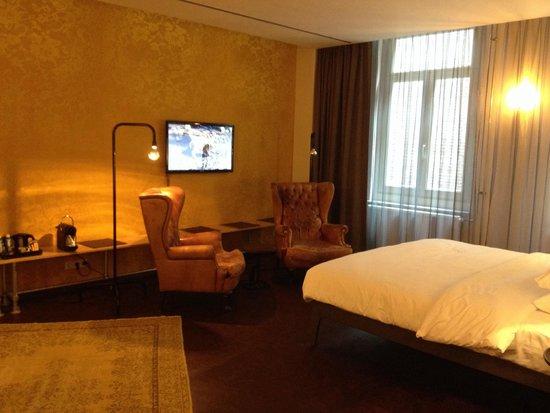 Hotel V Nesplein: Bedroom