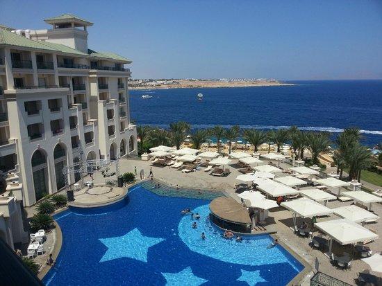 Stella Di Mare Beach Hotel & Spa : the view from the room