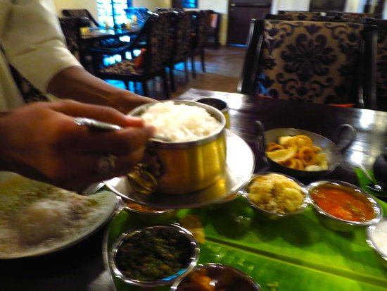 Karavalli: rice