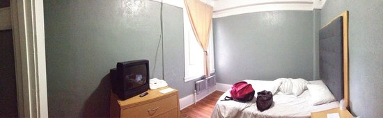 My room at Winsor Hotel (august 2014)