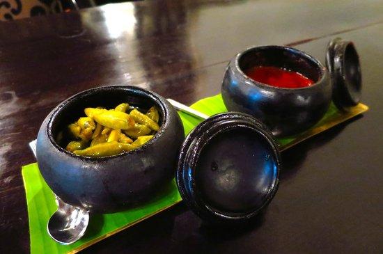 Karavalli: pickls