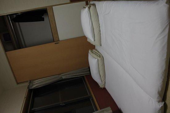 Tokyo House Ikebukuro: double bed room