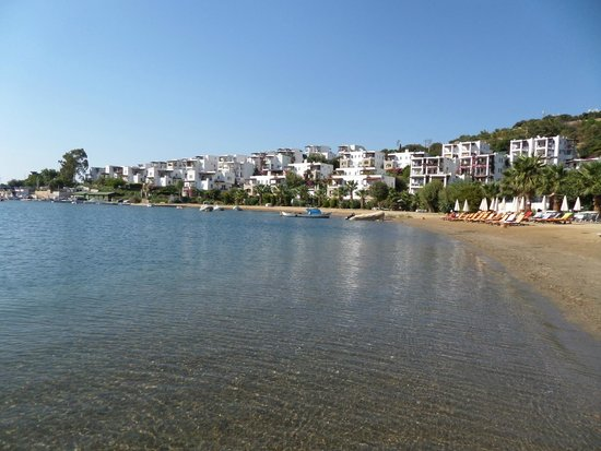 Bitez Beach: Bitez bay