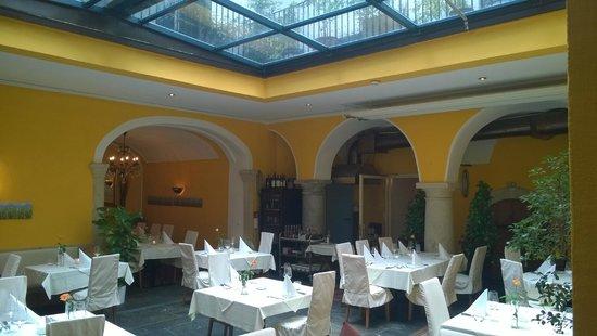 Hotel Zum Dom: Frühstücksraum