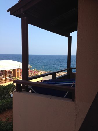 SENTIDO Vasia Resort & Spa : View from room 1723
