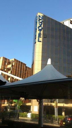 Novotel Sydney Parramatta: Hotel