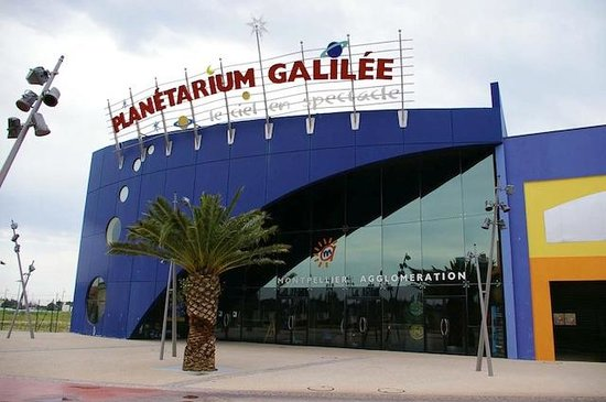 Planetarium Galilee