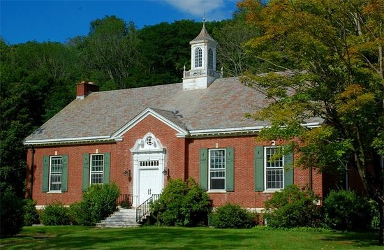 Rathbun Free Memorial Library, East Haddam, CT