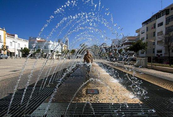 Alvor Boardwalk: Портимао