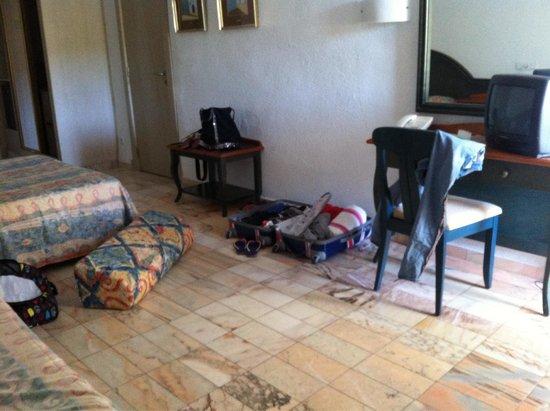 OLA Hotel Panama: Chambre pour 3 personnes