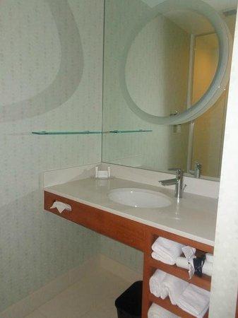 SpringHill Suites Atlanta Airport Gateway: bathroom