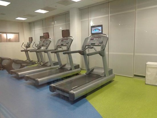 SpringHill Suites by Marriott Atlanta Airport Gateway: fitness