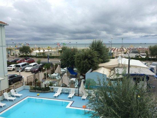 Hotel Belvedere Mare: ferragosto 2014
