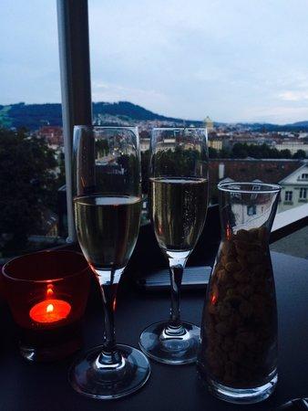 Hotel Allegro Bern: Bar LAVISTA