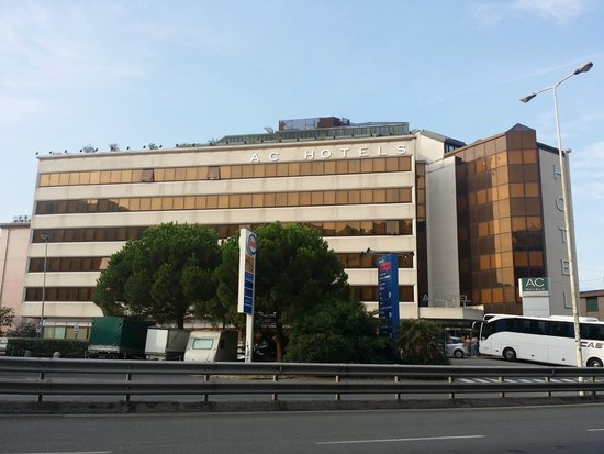 Great new addtion to Marriott Foto di AC Hotel Genova  ~ Ac Hotel Quarto Genova