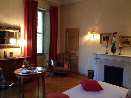 Le Chateau des Alpilles: Room